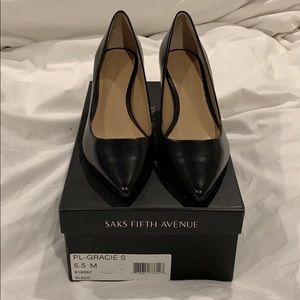 Sake Fifth Ave Heels - Brand New size 5.5